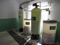 供应5吨每小时软化水设备