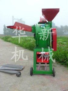家用型铡草粉碎机,铡草粉碎揉丝机图片,功能多