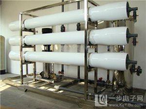供应泰州工业水处理,半导体LED行业用纯水设备