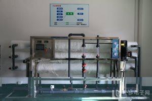 供应昆山二级管清洗专用纯水设备,电子清洗水设备