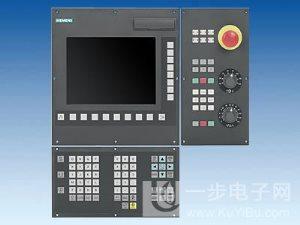 供应国内西门子802DSL数控系统显示花屏维修点