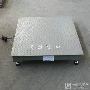 咸宁市1-2吨小地磅电子秤-电子地磅秤年终大促销