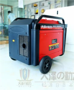 供应8KW车载发电机,日本数码发电机