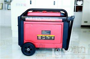 供应TO6000IS数码5KW汽油发电机