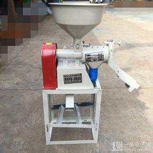 供应80-21 小型打米机 粉碎机稻谷脱皮组合碾米机