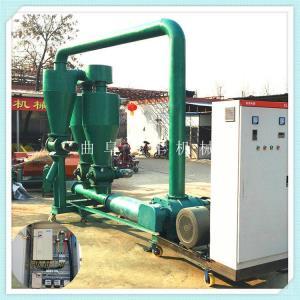 供应树脂颗粒专用气力输送机输送距离长大型快速吸料气力输送机