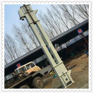 供应瓦斗式颗粒饲料提升机农用养殖机械输料机提料机饲料机械可定做