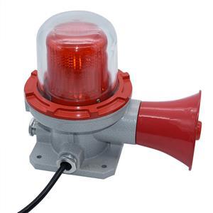 供应科鸣BBJ防爆声光报警器led防爆闪光灯警示灯供应180分贝大喇叭
