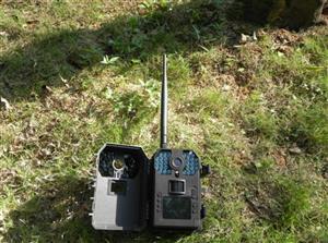 供应手机远程控制红外感应触发相机上海欧尼卡AM-999
